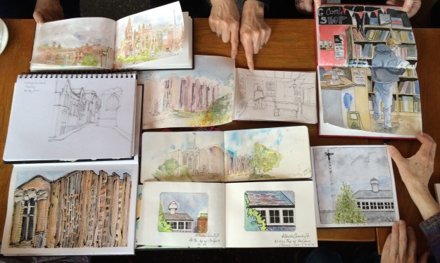 sketchcoventry 7 - pm drawings